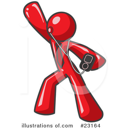 Red Collection Clipart #23164 by Leo Blanchette