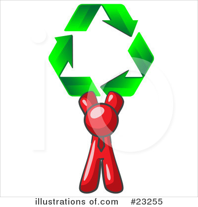 Red Collection Clipart #23255 by Leo Blanchette