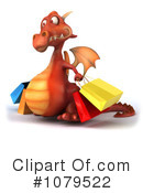 Red Dragon Clipart #1079522 by Julos