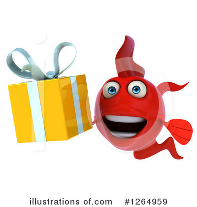 Fish Clipart #1264959 by Julos
