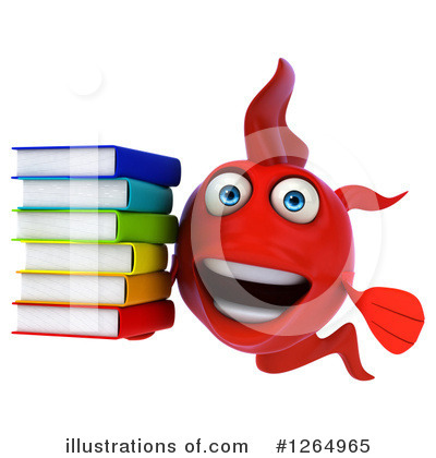 Fish Clipart #1264965 by Julos