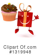 Red Gift Clipart #1319948 by Julos