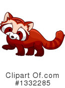 Royalty-Free (RF) Red Panda Clipart Illustration #1332285