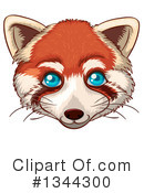 Red Panda Clipart #1344300 by Graphics RF
