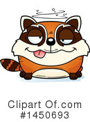 Red Panda Clipart #1450693 by Cory Thoman