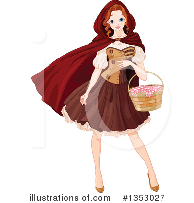 Woman Clipart #1353027 by Pushkin