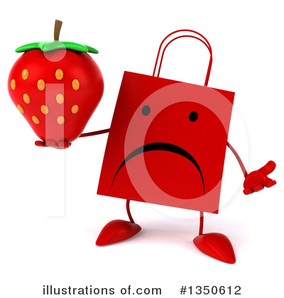 Strawberry Clipart #1350612 by Julos