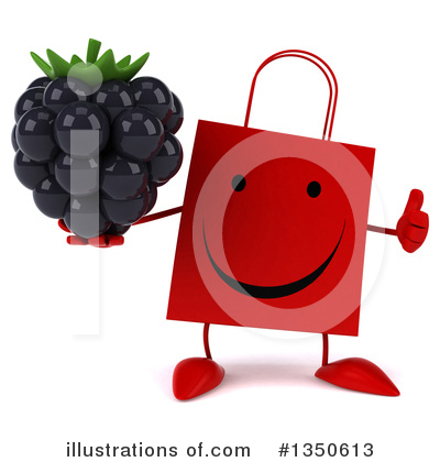Blackberry Clipart #1350613 by Julos