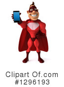 Red Super Hero Clipart #1296193 by Julos
