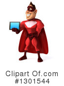 Red Super Hero Clipart #1301544 by Julos