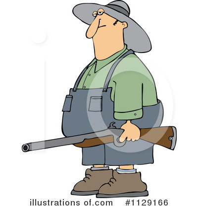 Hillbilly Clipart #1129166 by djart