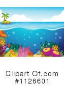 Royalty-Free (RF) reef Clipart Illustration #1126601