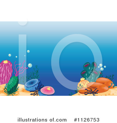Reef Clipart #1126753 by Graphics RF