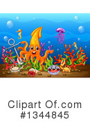 Reef Clipart #1344845
