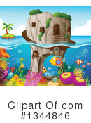 Royalty-Free (RF) Reef Clipart Illustration #1344846