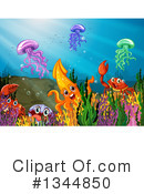 Reef Clipart #1344850