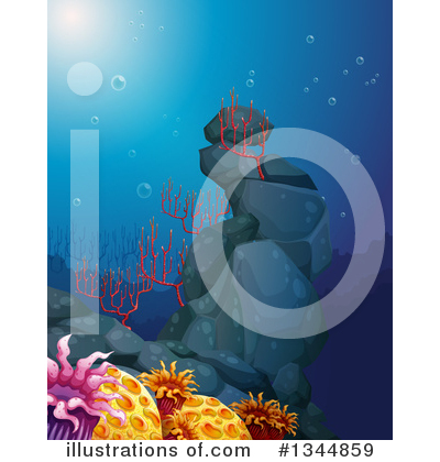 Ocean Clipart #1344859 by Graphics RF