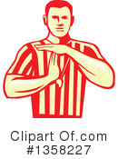 Referee Clipart #1358227