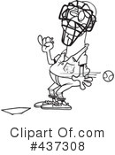 Referee Clipart #437308