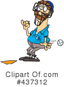 Referee Clipart #437312