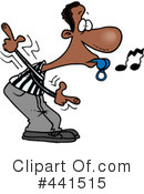 Referee Clipart #441515