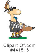 Referee Clipart #441516