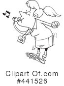 Referee Clipart #441526
