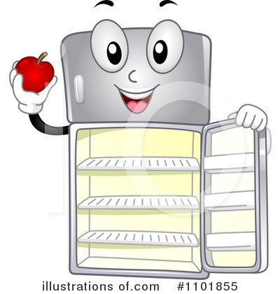 Refrigeration Clipart #1101855 by BNP Design Studio
