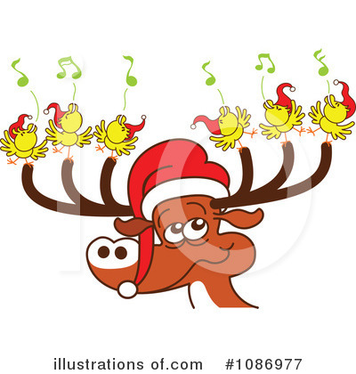Christmas Clipart #1086977 by Zooco