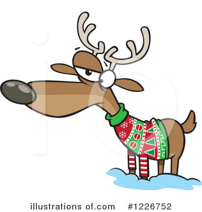 Christmas Clipart #1226752 by toonaday