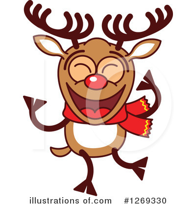 Christmas Clipart #1269330 by Zooco