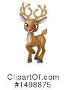 Reindeer Clipart #1498875 by AtStockIllustration