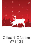 Reindeer Clipart #79138 by Pushkin