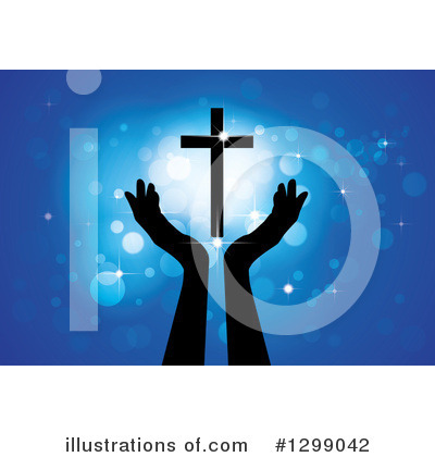 Cross Clipart #1299042 by ColorMagic