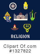 Religion Clipart #1327822 by Vector Tradition SM