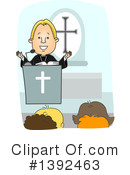 Religion Clipart #1392463 by BNP Design Studio