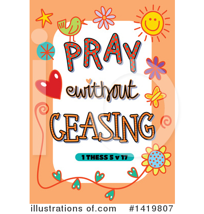 Prayer Clipart #1419807 by Prawny