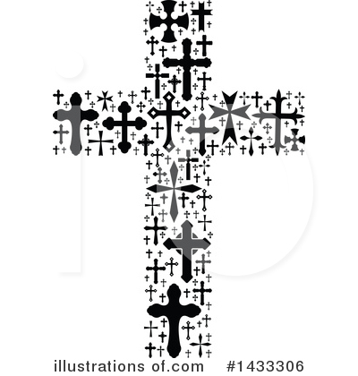 Cross Clipart #1433306 by Vector Tradition SM
