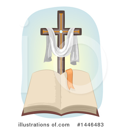 Bible Clipart #1446483 by BNP Design Studio