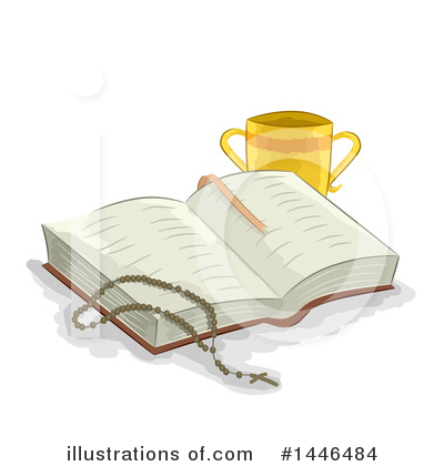 Book Clipart #1446484 by BNP Design Studio