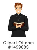 Royalty-Free (RF) Religion Clipart Illustration #1499883