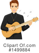 Royalty-Free (RF) Religion Clipart Illustration #1499884