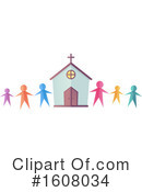 Religion Clipart #1608034 by BNP Design Studio