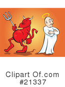 Royalty-Free (RF) religion Clipart Illustration #21337