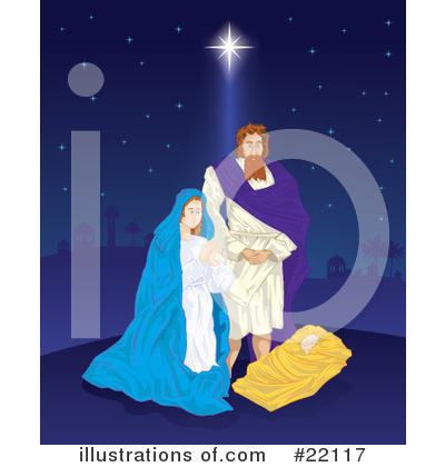 Royalty-Free (RF) Religion Clipart Illustration by Paulo Resende - Stock Sample #22117