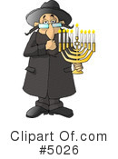 Royalty-Free (RF) Religion Clipart Illustration #5026