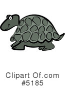 Royalty-Free (RF) reptile Clipart Illustration #5185