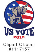 Republican Clipart #1117157 by patrimonio