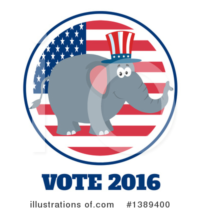 Politics Clipart #1389400 by Hit Toon