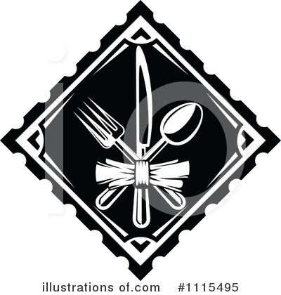 Chef Hat Clipart #1115495 by Vector Tradition SM